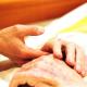 Achtsame Berührung im Pflegeheim